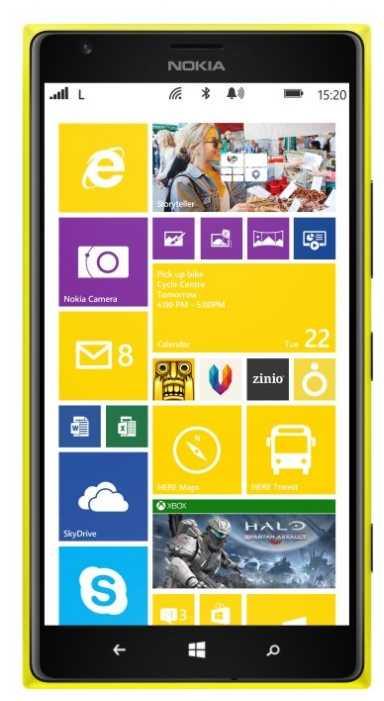 Ремонт Lumia 1520